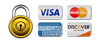 Paiements 100% sécurisés